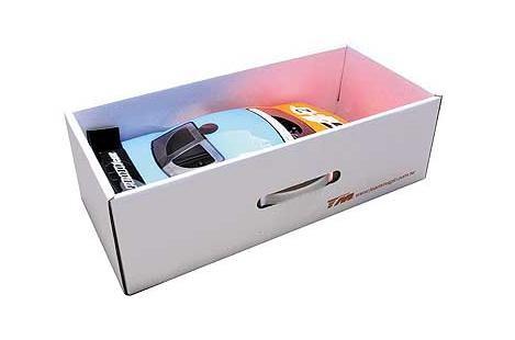 Schubladen breit Transporttasche - Team Magic 119212-1