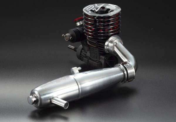 Motor OS Speed T2104 Combo mit T2080SCII - OS Engines 1C601