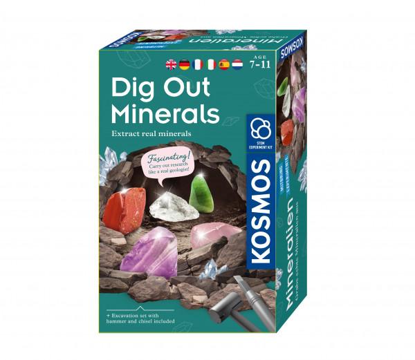 Kosmos gräbt Mineralien aus - Kosmos 7616762
