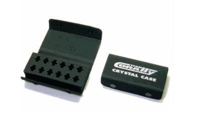 Quarz Box für 6 Quarz-Paar - Corally 90200