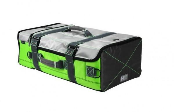Transportkoffer mit Kunstoff Schachte für 1/8Buggy - HARD Racing 8911P