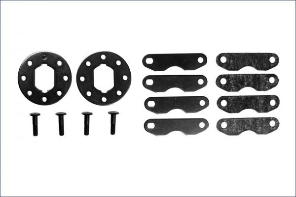Bremsscheiben-Set mit Belägen GT - Kyosho IF134