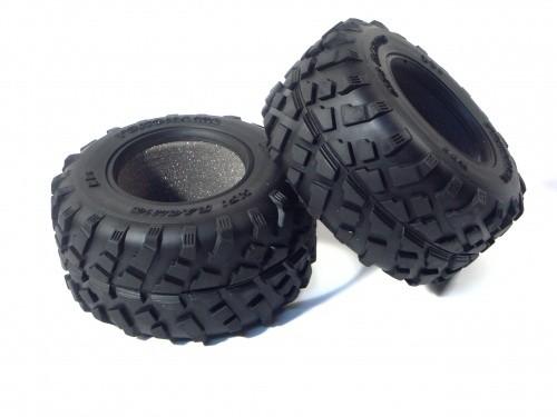 Reifen für MT2 Nitro mit Einlagen - HPI Racing 4456