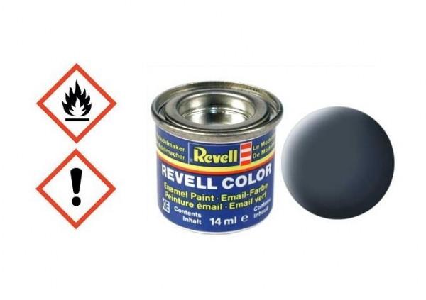 Anthrazit matt RAL 7021 14ml Dose - Revell 32109