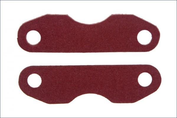 Bremsbelag soft rot - Kyosho 92986