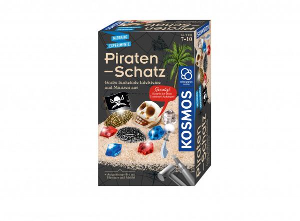 Piraten-Schatz 7-9 - Kosmos 657888
