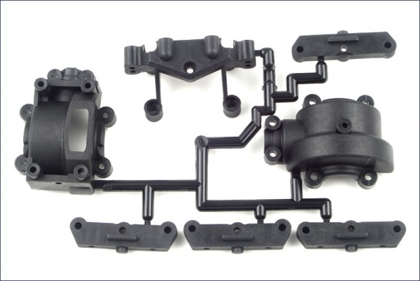Getriebekasten hinten 'FW-05,06' - Kyosho VS25B