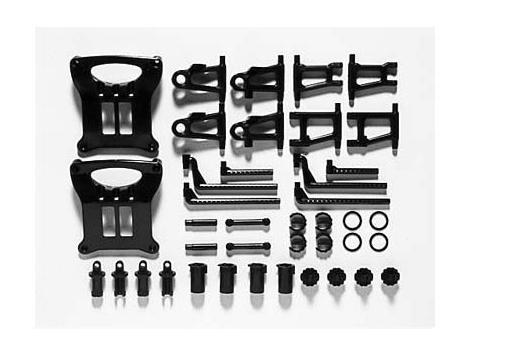 Querlenker B-Parts 'TT-01' - Tamiya 51003