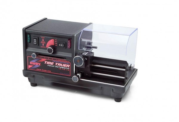 Reifenschleifmaschine Drehbank (Automat) - Hudy 102003