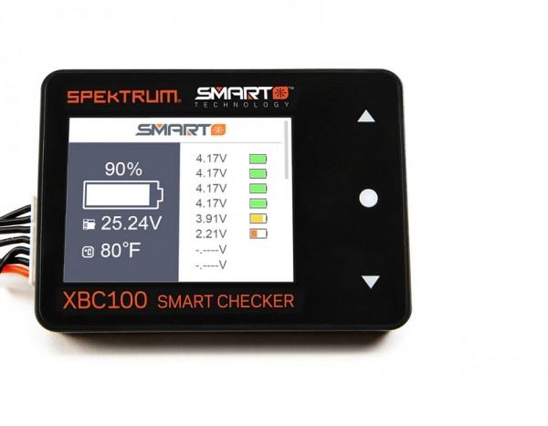 Akku & Servo Checker XBC100 SMART - Spektrum SPMXBC100