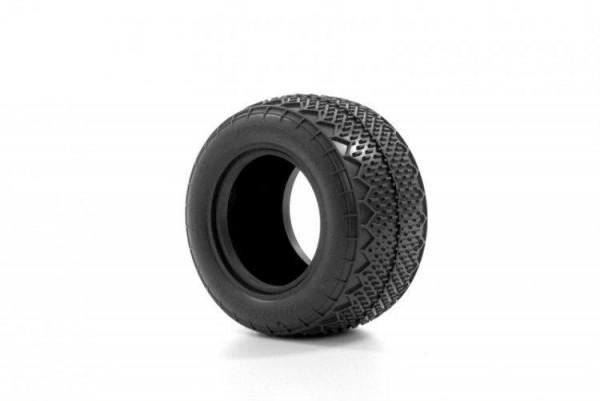 "Reifen hinten ""BAR CODES"" 'blau Soft' 1:10Truck - JConcepts 3021-01"