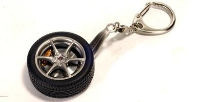 Schlüsselanhänger Skyline R34 - AutoArt 40357