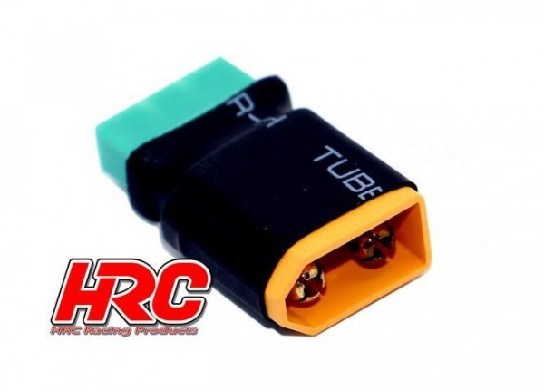 Adapter XT60 auf MPX Stecker kompakt - HRC 9148C