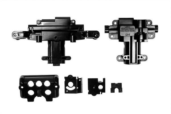 Servo-Gehäuse für MiniZ MM-01 Chassis - Kyosho MM1