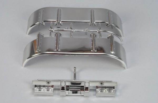 Auflieger A-Teile Heck, Kotflügel für 56302 - Tamiya 19005407