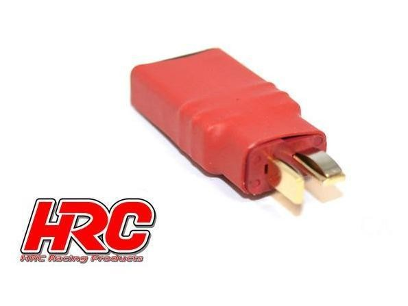 Adapter T-Stecker auf Traxxas kompakte Version - HRC 9137C