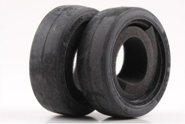 Reifen Super schmal 22mm 40Shore - Kyosho 92771-40