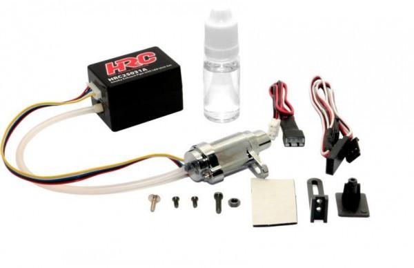 Auspuffanlage mit Dampf (Rauch) & LED - HRC 25031A
