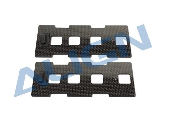 Akkuaufnahme für 550X 2 Stk. - Align H55B012AXT