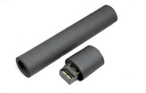 Moosgummischlauch 300mm als Empfängerschutz - Robbe S3086