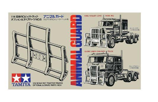 Rammschutz LKW 1/14 - Tamiya 56506