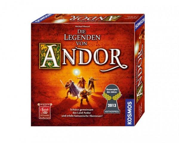 Spiel die Legenden von Andor - Kosmos 691745