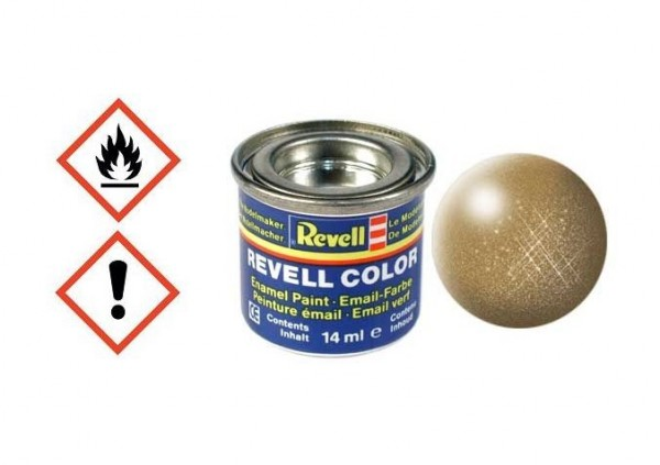 Messing metallic 14ml Dose - Revell 32192