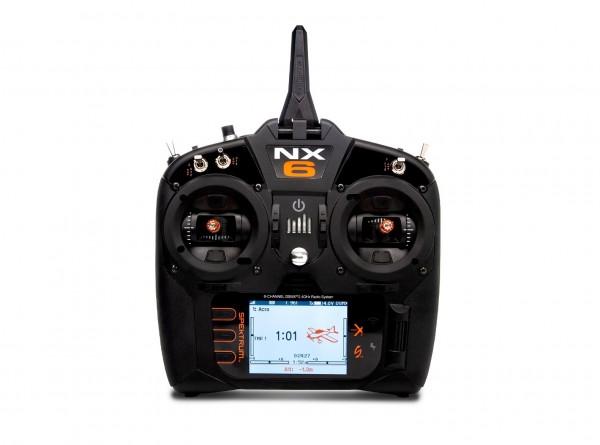 NX6 6-Kanal BNF Mode2 - Spektrum SPMR6775