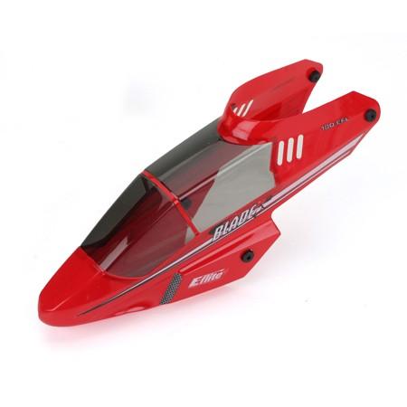 Rumpf vorn rot 'CXII' - E-Flite EFLH1255