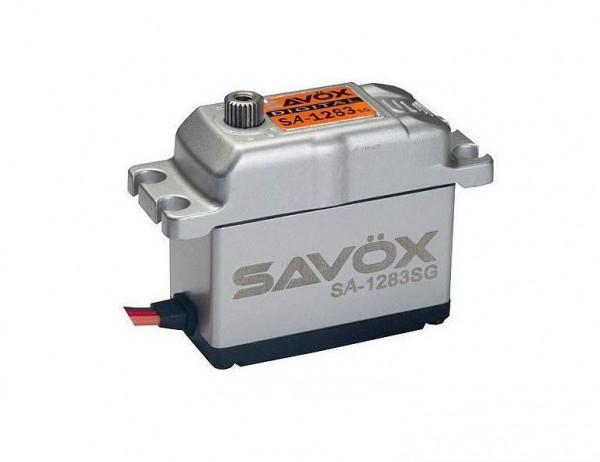 Servo SC-1283TG Digital (30kg/cm) - Savöx SA-1283SG