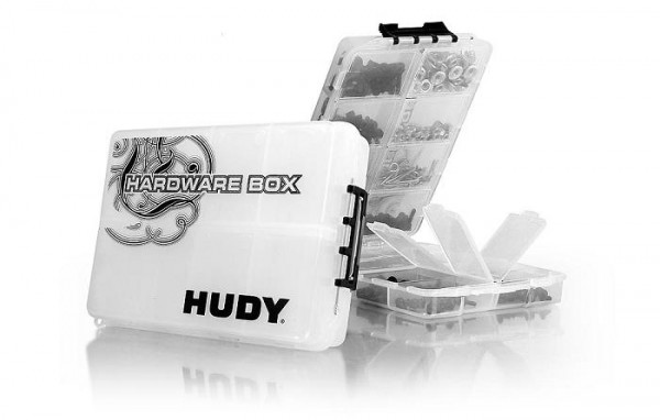 Kleinteilebox HUDY beidseitig - Hudy 298010