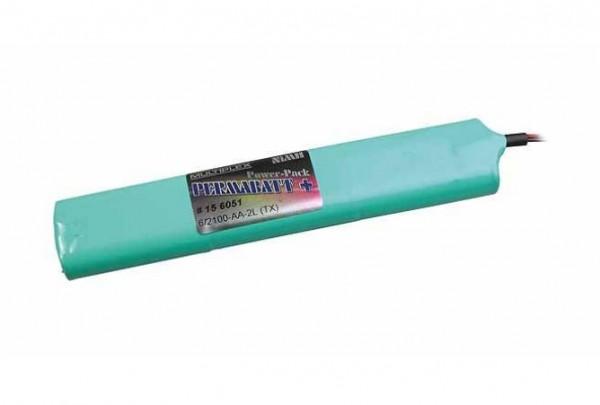 Akku 7.2V 2100mAh 6/2100-AA-2L - Multiplex 156051
