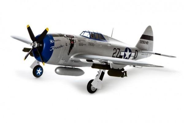 P-47 Razorback Spw.1200mm BNF Basic - E-Flite EFL8450