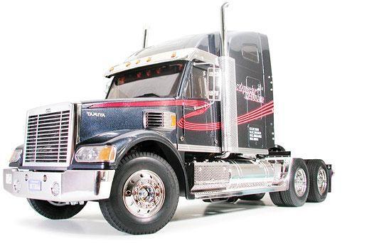 Knight Hauler American Truck 1:14 - Tamiya 56314