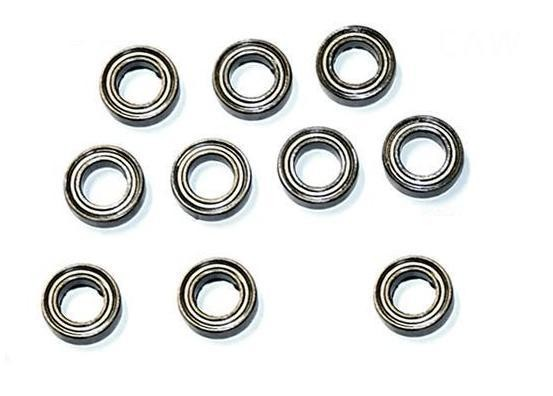 Lager 8x14x4mm {10} - HRC 1256