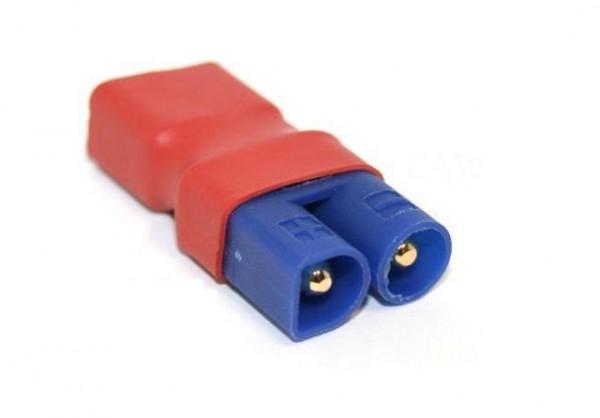 Adapter-Stecker EC3 auf T-Stecker - HRC 9135D