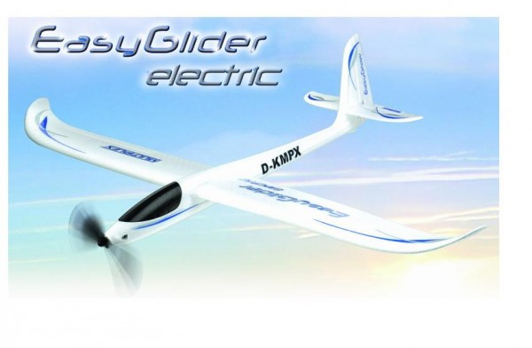 EasyGlider Bausatz mit Motor - Multiplex 214207