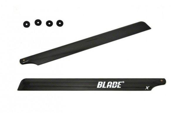 Hauptrotorblätter CF 325mm 'B450X,330S' - Blade BLH4315