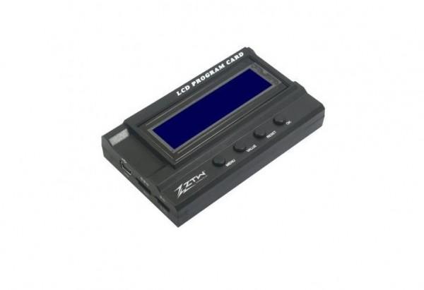 Programmier-Box für Beast Pro 1/5 200A & 300A ESC - ZTW 180000030