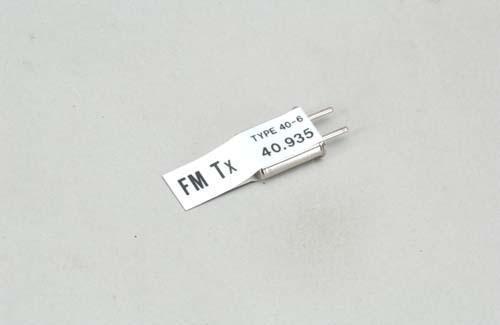 Quarz TX/FM 40.935 K.89 - Futaba 103-089