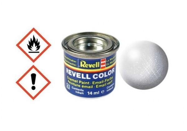 Aluminium metallic 14ml Dose - Revell 32199