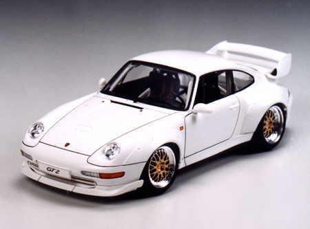 Porsche GT2 Street V 1:24 Plastik - Tamiya 24247