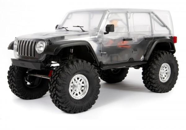 Jeep JLU Wrangler SCX10 III Axial 1/10 Bausatz - Axial AXI03007