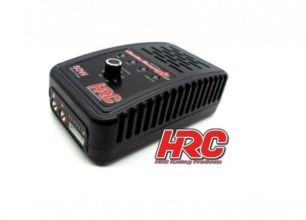 Ladegerät 12/230 60 Watt V2 Li-Po/Li-Fe 2-6Zellen - HRC 9356B