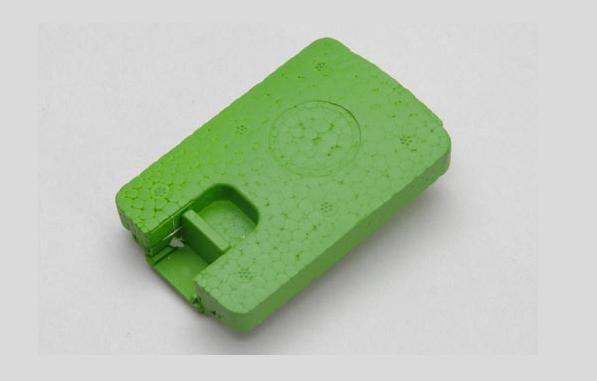 Akkudeckel zu Skywalker grün - Axion RC 00200-108
