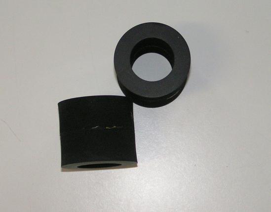 """Silber medium hinten 1:12 """"Donut"""" - UFRA 1251"""