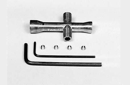 Schlüsselset Tamiya - Tamiya 50038