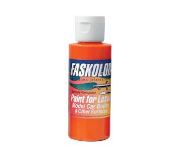 Faskolor Lexan orange - Parma 40007