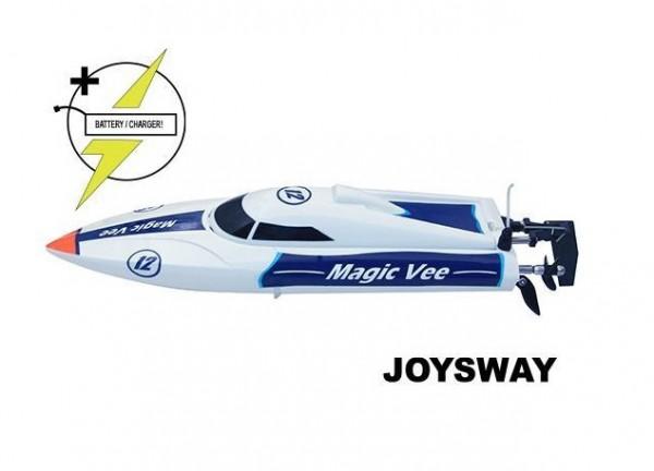 Magic Vee V5 Rennboot RTR - Joysway 8106V5
