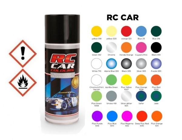 Lexan Farbe silber Metallic (Spray 150ml) - Ghiant RC933